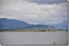 7 pont entre iles Langoya et Hadseloy. vue de Stokmarknes