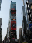 Looking again at the south end of Times Square