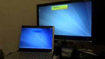Nueva manera de configurar las pantallas y monitores en KDE