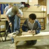 Carpentry Merit Badge Sessions - CIMG1149.JPG