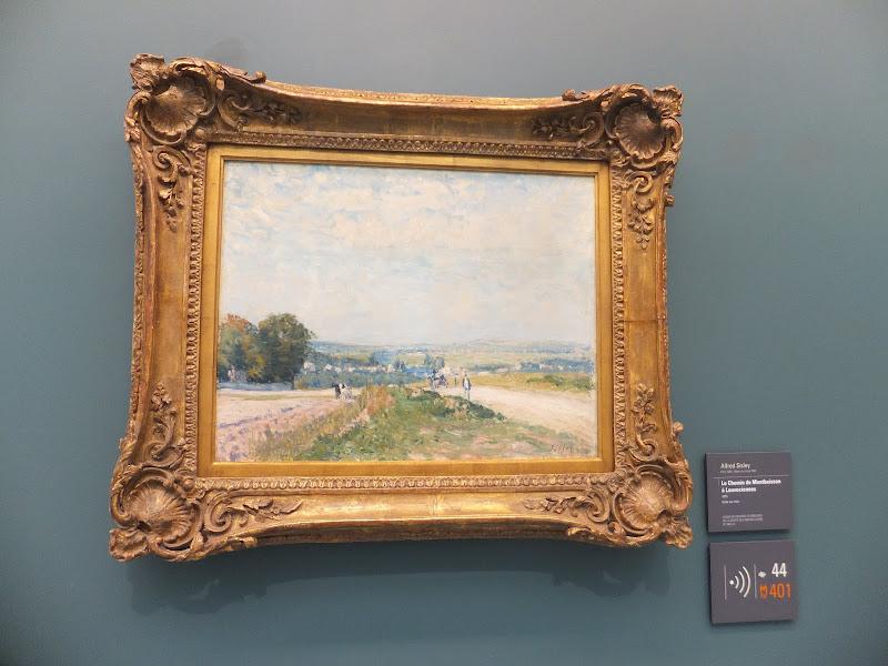 Sisley, Claude Monet, Museo de la Orangerie, París, Francia, Arte, nympheas, impresionismo, Elisa N, Blog Viajes, Lifestyle, Travel, TravelBlogger, Blog Turismo, Viajes, Fotos, Blog LifeStyle, Elisa Argentina, jardines