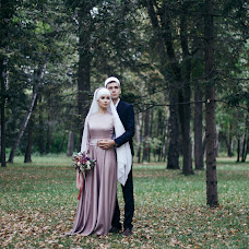 Wedding photographer Nargiza Latypova (photovruki1). Photo of 11.10.2017