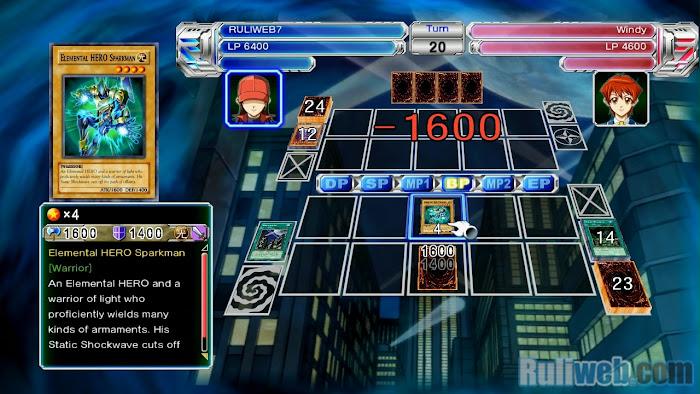 Thử nghiệm Yugi Oh 5DS phiên bản PS 3 - Ảnh 14