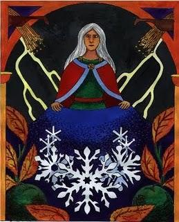 Mother Holda, Gods And Goddesses 8