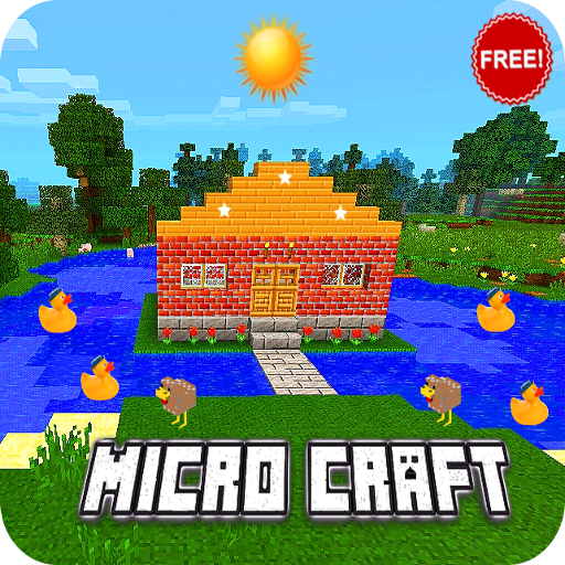 Micro Craft: Building and Crafting
