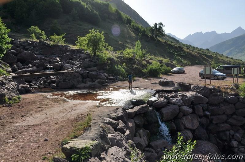 Aguas Tuertas - Ibón de Estanés