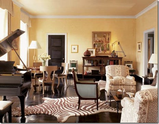 I Am Guessing This Is Not The Formal Living Room Based On Inclusion Of Game Table But It Illustrates My Point That Piano Does Work In Different