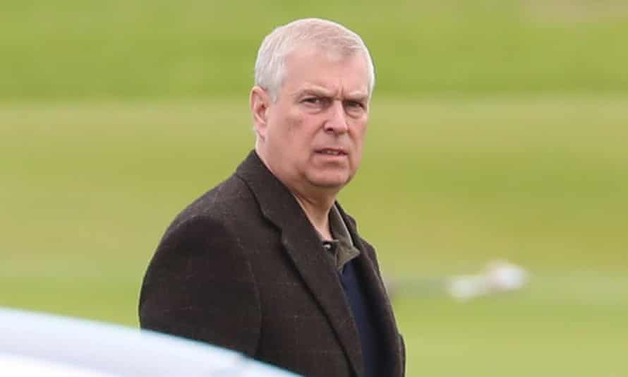 US 'puts pressure on Britain to hand over Prince Andrew for questioning over Jeffrey Epstein sex abuse claims'