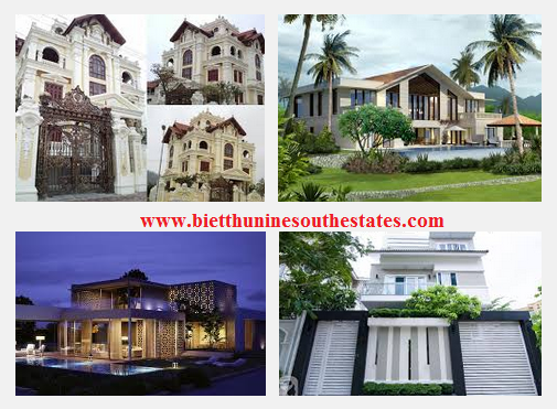 Dự Án Nine South Estates Ba Ria Vung Tau
