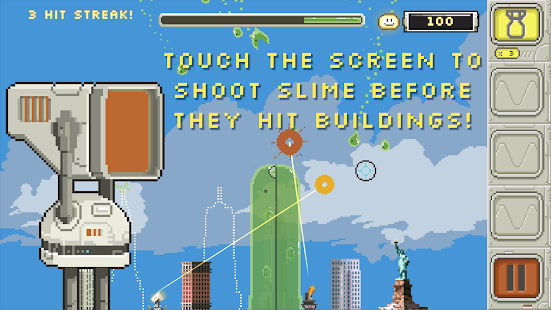 Slime-Ball-istic Mr. Missile- screenshot thumbnail
