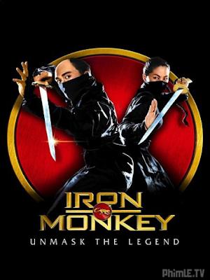 Phim Thiết hầu tử - Iron Monkey (1993)