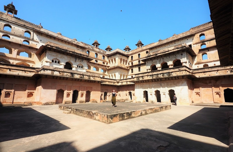 Orchha Fort Complex - A World to Travel