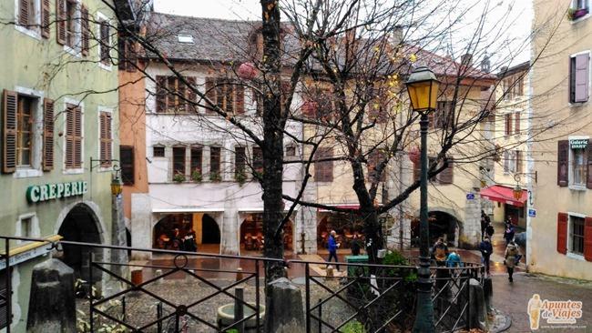 Visitar Annecy Francia 8