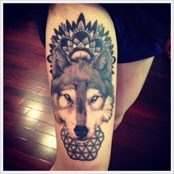lobo_coxa_tatuagem