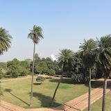View from Humayun's Tomb, toward Gurdwara Dam Dama Sahib, Delhi