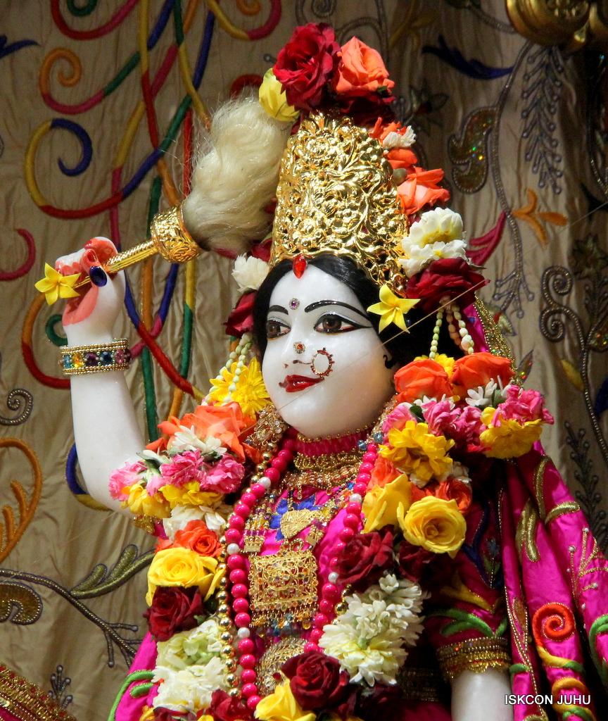 ISKCON Juhu Sringar Deity Drashan on 17th Jan 2017 (28)