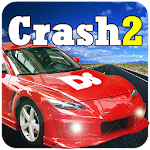 Car crash2(Black box) Icon