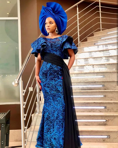 #EsbMallfablook Vol2 – Chic and classy Aso-Ebi Outfits And Styles For Regal Women for 2021