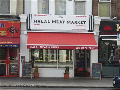 Halal Meat Market on Green Street - Halal Butchers in Newham