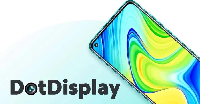 Xiaomi Redmi Note 9 Layar