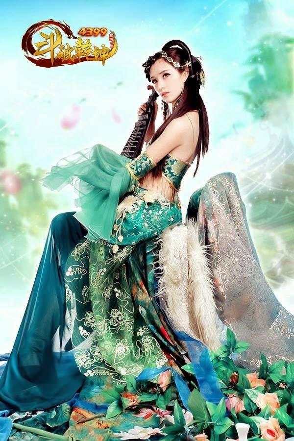 Ngắm vẻ đẹp của các thiếu nữ trong Đấu Phá Càn Khôn - Ảnh 4