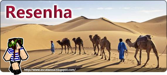 Banner Resenha - O AMor de um sheik