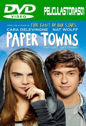 Ciudades de Papel (2015) DVDRip
