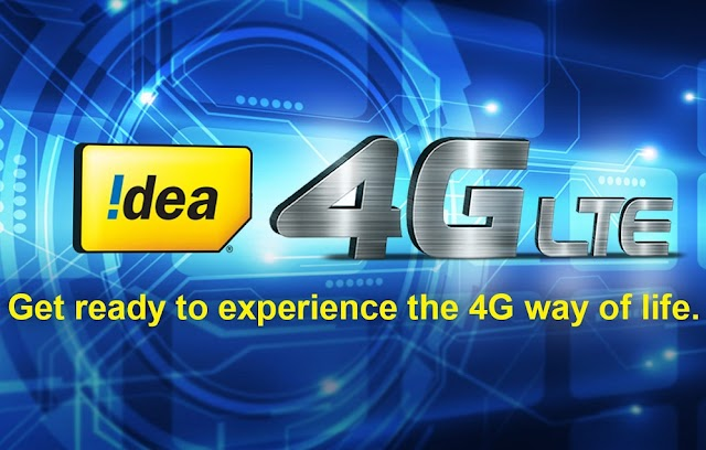 Idea Loot – Get 1 GB 4G Internet Data for Free