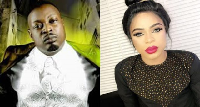 Bobrisky Comes For Eedris Abdulkareem, Calls Him An Idiot With Damaged Lips
