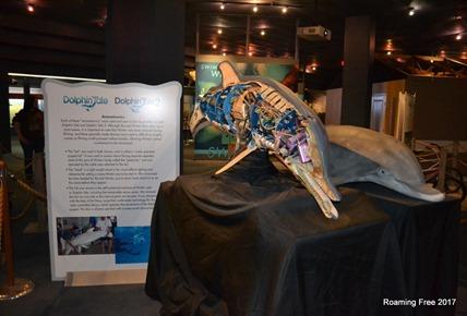 Mechanical dolphin