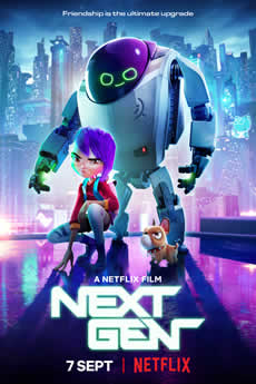 Baixar Filme Next Gen (2018) Dublado Torrent Grátis