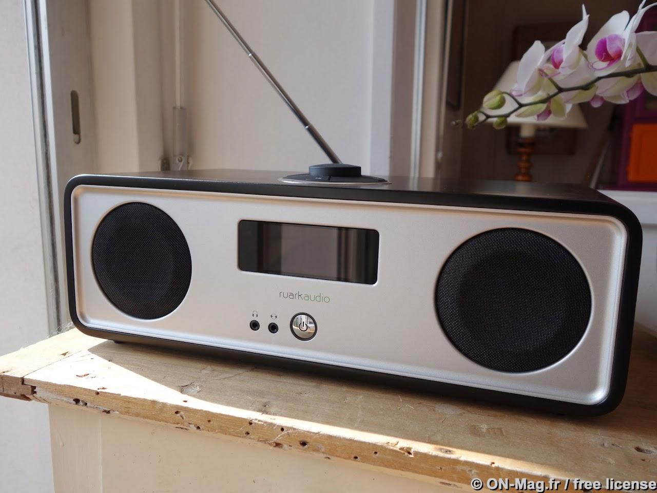 Les spécifications de la Ruark Audio R2 mk3