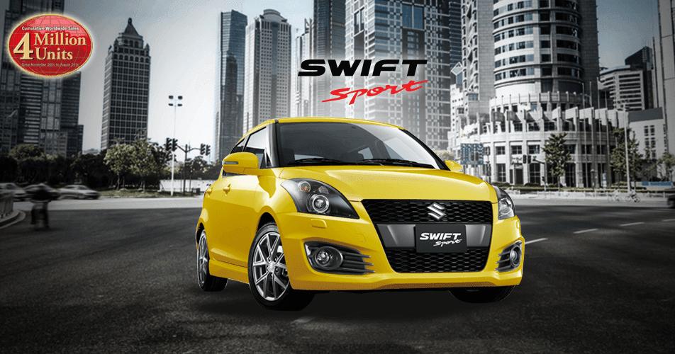 swift sport dealer mobil suzuki batam