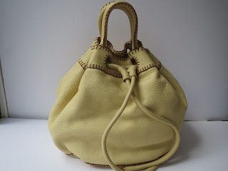 Carlos Falchi Bucket Bag