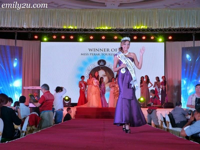 Miss Perak Tourism