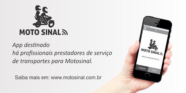 Moto Sinal - Profissional screenshot 3
