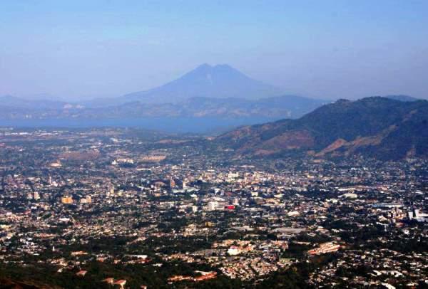 Departamento más poblado de El Salvador
