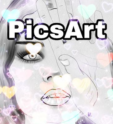 Télécharger PicsArt Hacker Dernière Version Apk Pour Android Programme de retouche photo Picsart - Android Photoshop