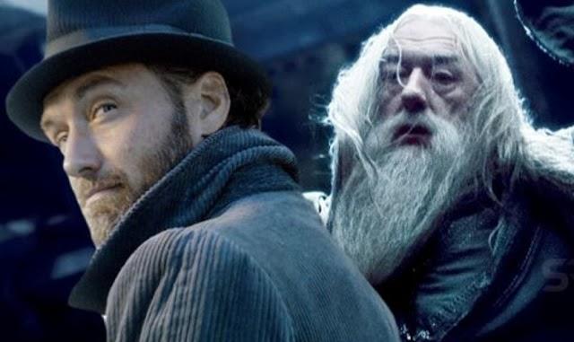 Harry Potter: a idade de Dumbledore quando morre e em Animais Fantásticos