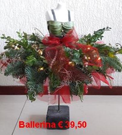 ballerina prijs
