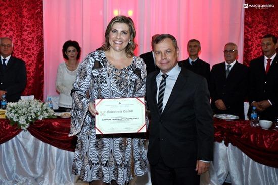 Sildo Cabreira - Adriane Langmantel Gonçalves