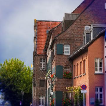 Canon EOS 400D Marktplatz Kaiserswerth Dusseldorf