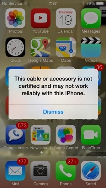 hình 1 iphone sạc không vào điện