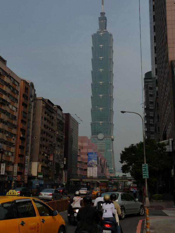 TAIWAN . Taipei De Shandao Temple jusqu à T 101 à pied... - P1160334.JPG