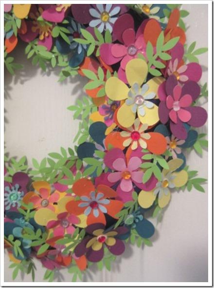 Easter Door Wreath 2