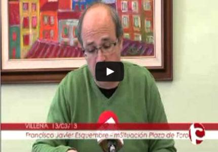 explosivas declaraciones del alcalde de Villena