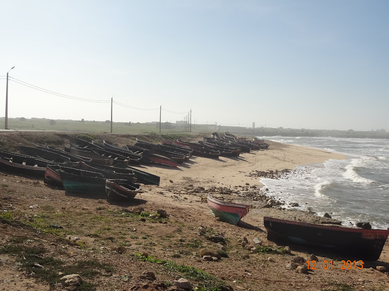 marrocos - Marrocos e Mauritãnia a Queimar Pneu e Gasolina DSC05434