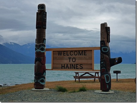 Welcome to Haines Sign
