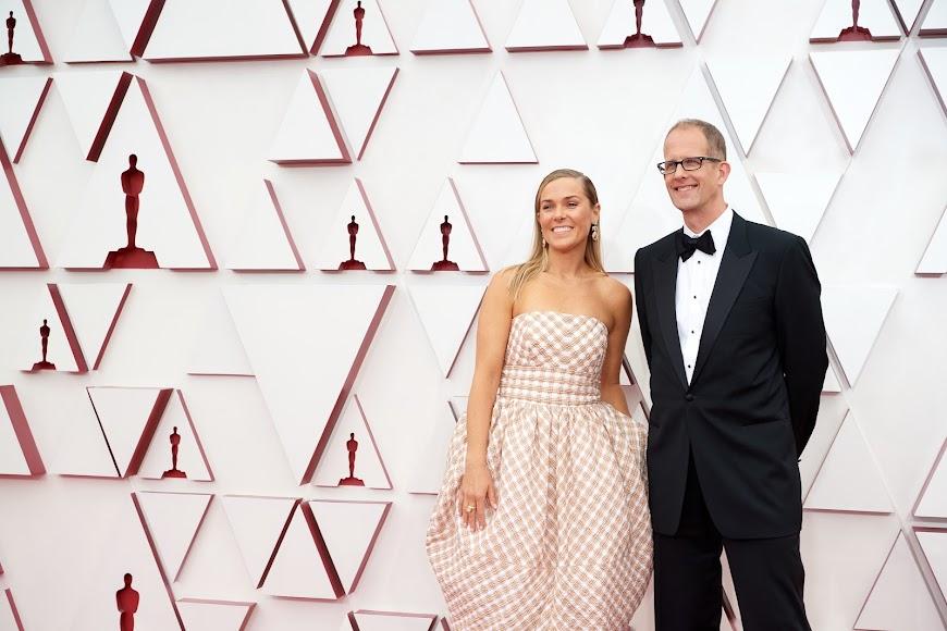 Dana Murray y Peter Docter ganaron el Óscar por Soul.