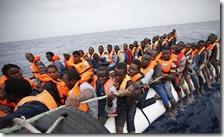 Boom di migranti in Italia nel primo quadrimestre 2017